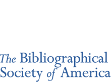 Bibliographical Society of America